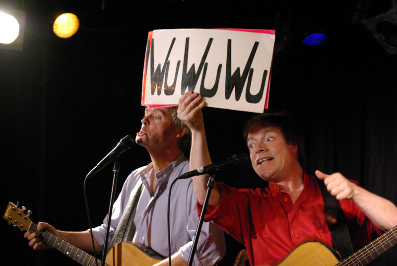 Mark n Simon MusiComedy